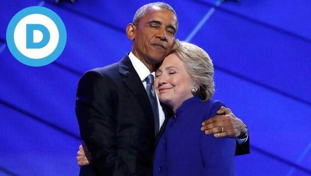 democratas-obama-hillary