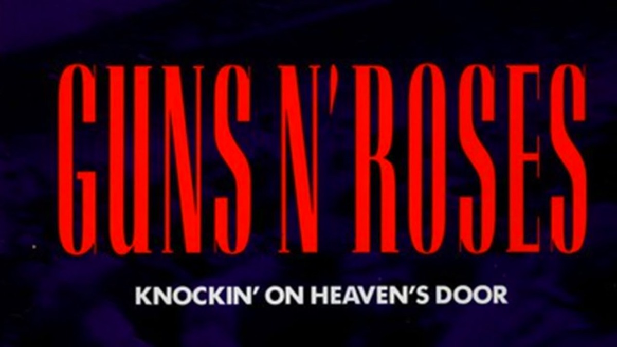 Crítica musical - Guns N' Roses - Knocking On Heaven's Door