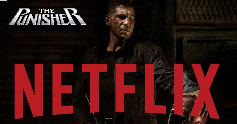 punisher justiceiro netflix