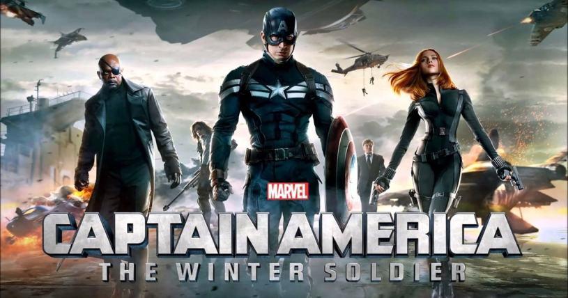 Captain América 2 The Winter Soldier - Capitão América 2 O Soldado Invernal