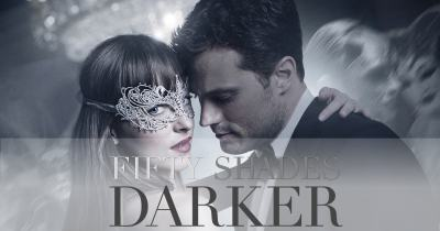 Fifty Shades Darker - Cinquenta Tons Mais Escuros