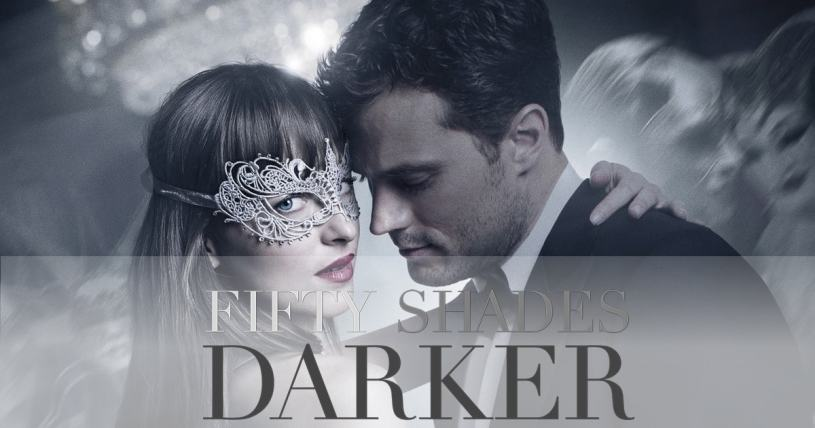 Fifty Shades Darker - Cinquenta Tons Mais Escuros
