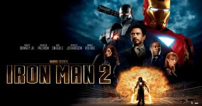 iron man 2 - homem de ferro 2