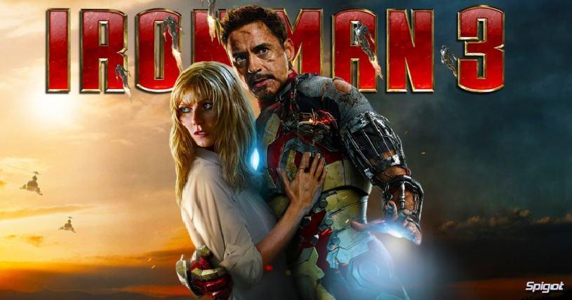 Iron Man 3 - Homem de Ferro 3