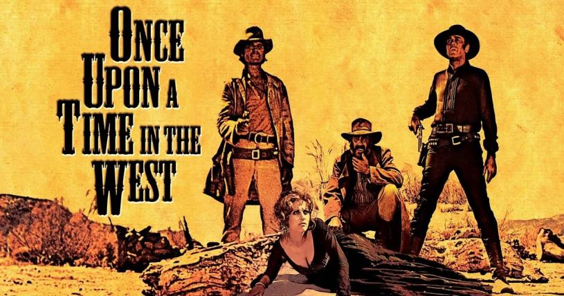 once upon a time in the west - era uma vez no oeste
