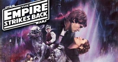 star wars episode V the empire strikes back - episódio V o império contra-ataca