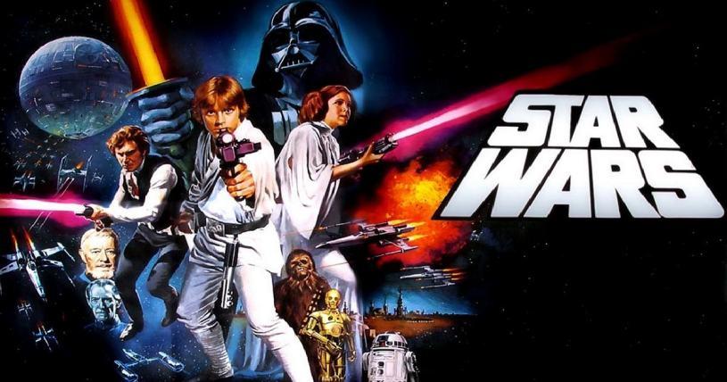 star wars episode IV a new hope - episódio IV uma nova esperança