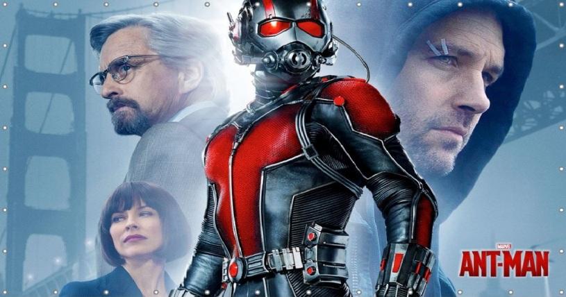 Ant-Man - Homem-Formiga