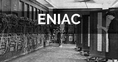 Assembly – Sistemas numéricos (binário, decimal e hexadecimal) e suas relações - ENIAC