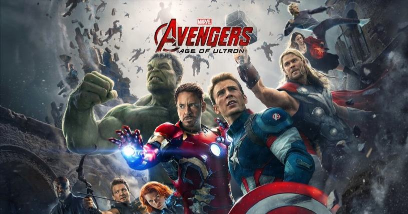 Avengers Age of Ultron - Vingadores Era de Ultron