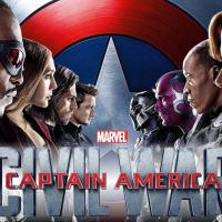 Crítica do filme - Captain America: Civil War ( Capitão América: Guerra Civil )