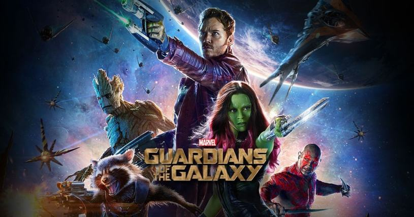 guardians of the galaxy - guardiões da galáxia