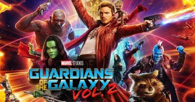guardians of the galaxy vol 2 - guardiões da galáxia vol 2