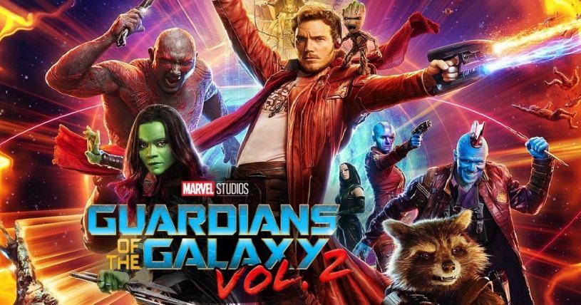 guardians of the galaxy vol 2 - guardiões da galáxia vol 2