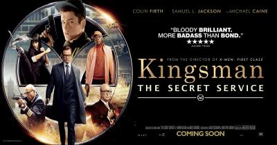 kingsman the secret service - kingsman serviço secreto