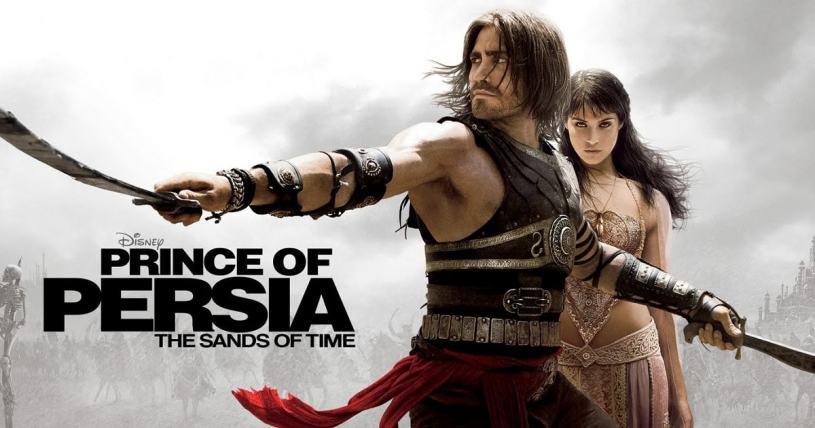 Prince of Persia The Sands of Time - Príncipe da Persia As Areias do Tempo