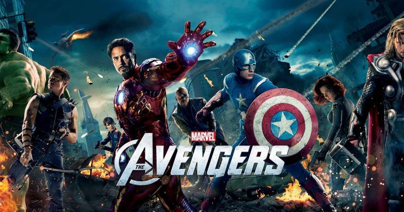 the avengers - os vingadores