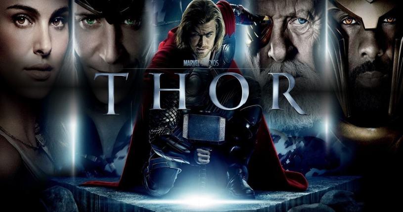 Resultado de imagem para thor filme 1