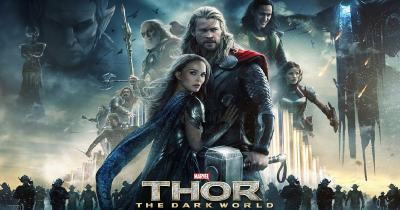 Thor The Dark World - Thor O Mundo Sombrio