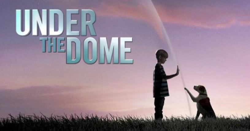under the dome - o domo - prisão invisível