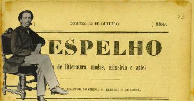 Aquarelas - O Espelho - Machado de Assis - 1859