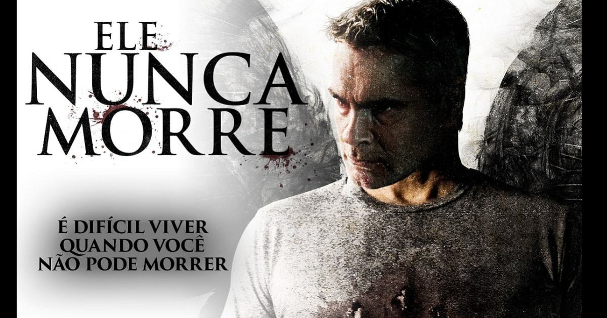 Crítica do filme - He Never Died ( Ele Nunca Morre )