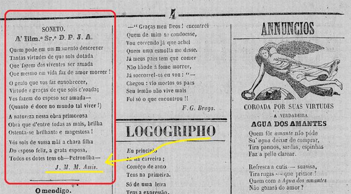 periódico dos pobres - 3 de outubro de 1854 - página 4