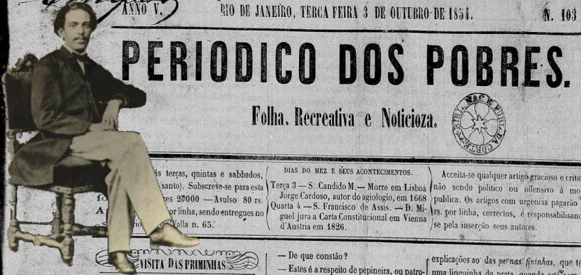 periodico dos pobres - machado de assis - 1854
