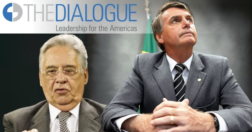 Bolsonaro FHC diálogo interamericano-min