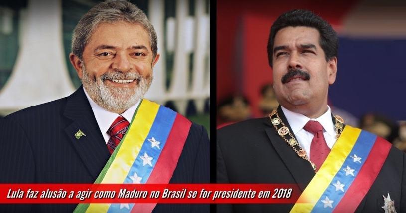 Lula Maduro