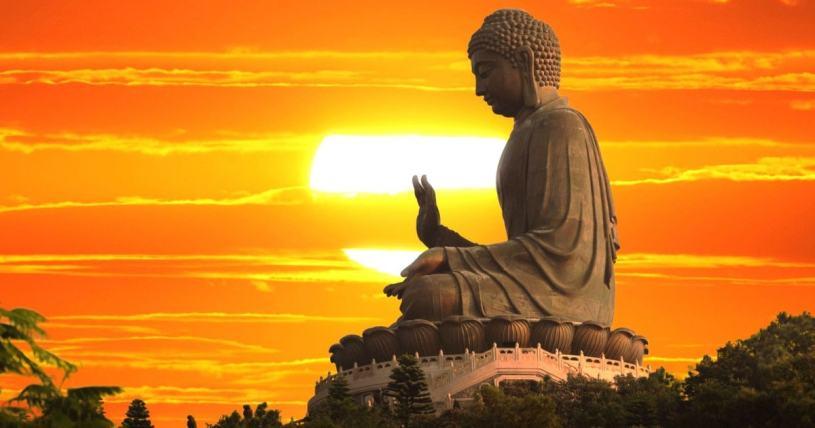 Buda – Transformando flechas em flores