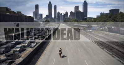 the walking dead - episodio piloto
