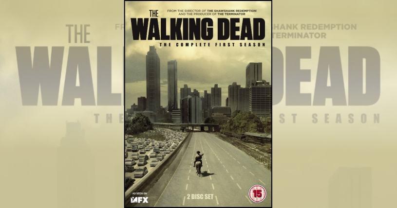 the walking dead - primeira temporada - first season