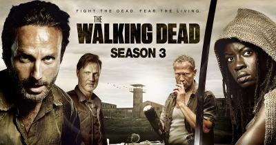 the walking dead - terceira temporada - third season